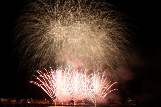 奥駿河湾海浜祭(夏季花火大会)