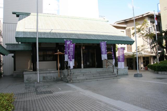 初詣(城岡神社)【開催規模縮小】