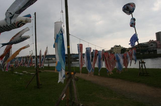 沼津こいのぼりフェスティバル(開催予定)