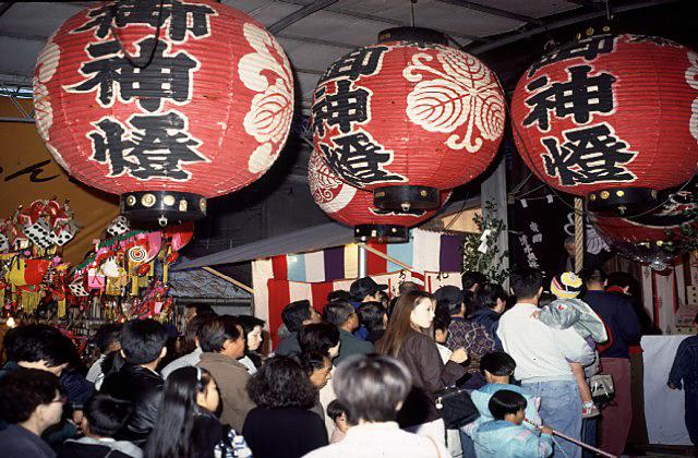 西宮神社大祭(おいべっさん)