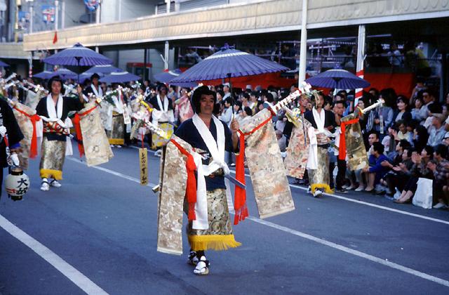 島田大祭(帯まつり)