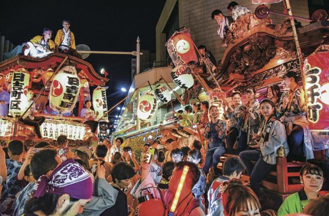 【2021年中止】吉原祇園祭