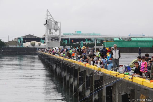 第32回 大井川港釣り大会