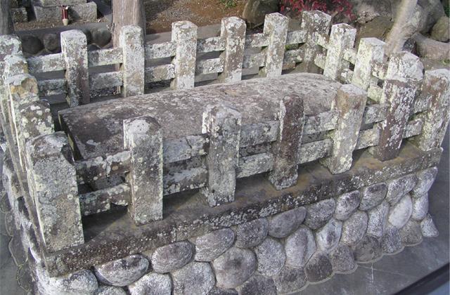 ゲイスベルト・ヘンミィの墓