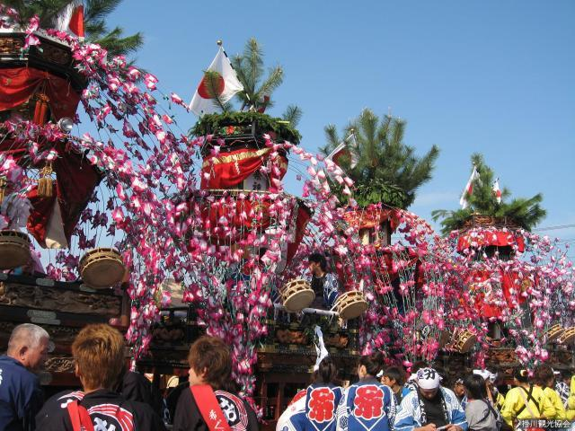 中八坂神社祇園祭