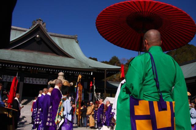 法多山 田遊祭