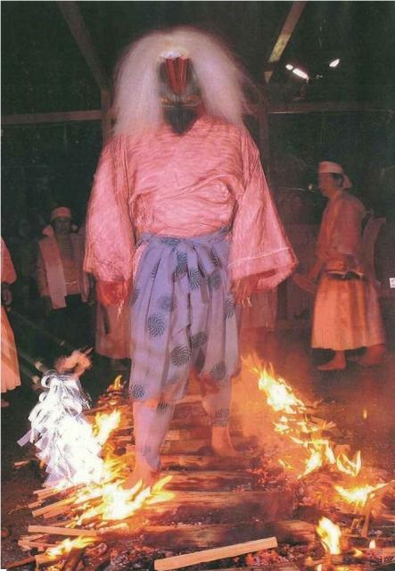 秋葉の火祭り 火防大祭