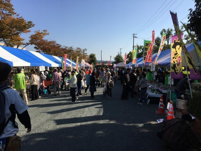 袋井市ふれあい夢市場 (開催中止)