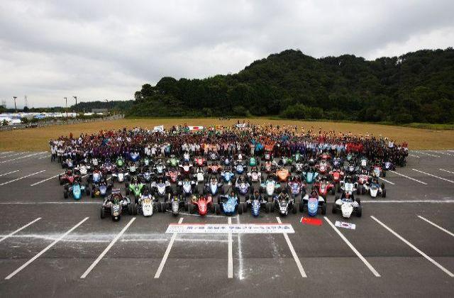 第16回 全日本学生フォーミュラ大会