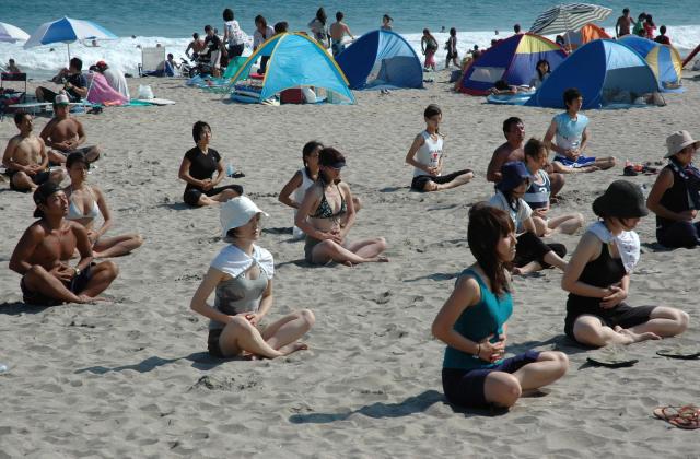 【中止】ビッグシャワー海洋浴の祭典