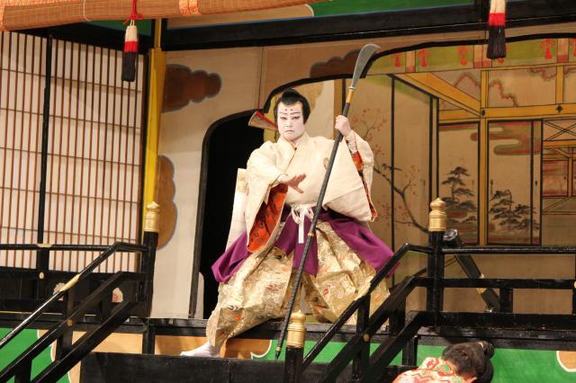 湖西歌舞伎定期公演