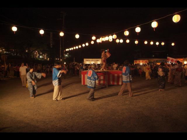 天城夏祭り
