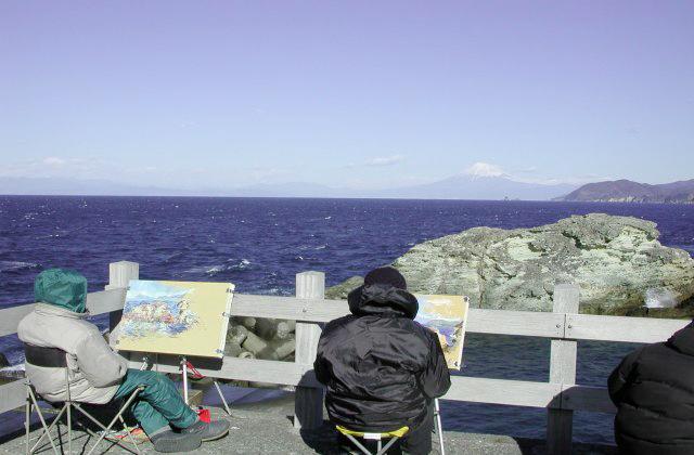 雲見想い出岬