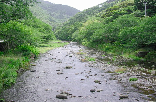 那賀川・岩科川