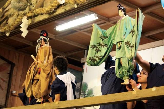 佐波神社大祭