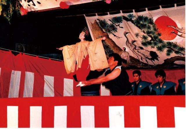 神明社祭典