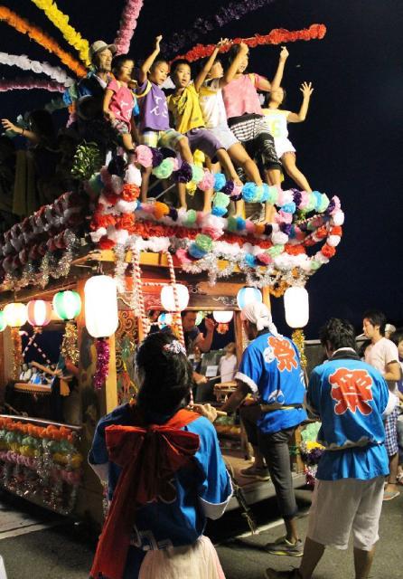 【開催未定】田子港祭り