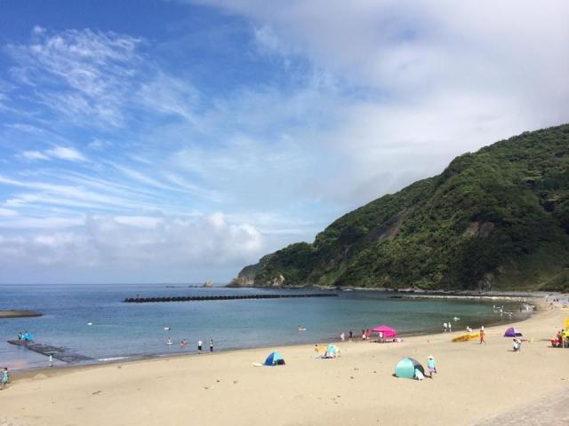 クリスタルビーチ(深田海水浴場)