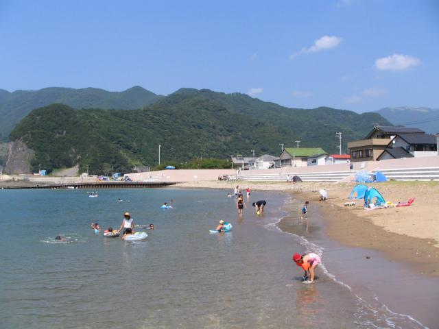 宇久須海水浴場