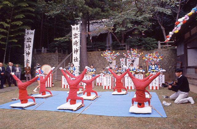 出崎神社祭典