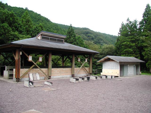 函南町立木立キャンプ場