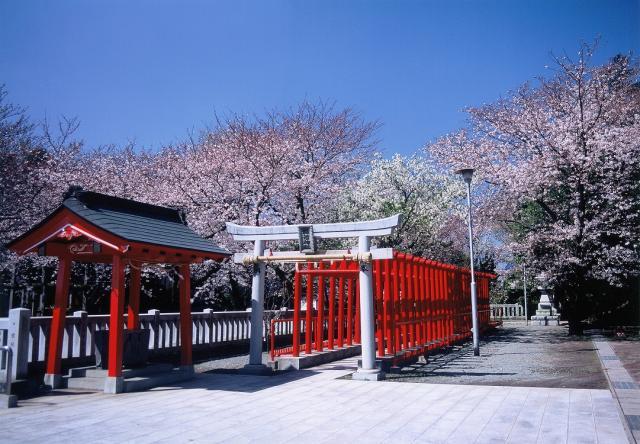 割狐塚稲荷神社