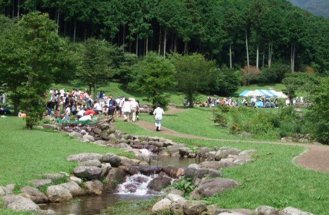 水と緑の杜公園 ワンデーチャレンジ