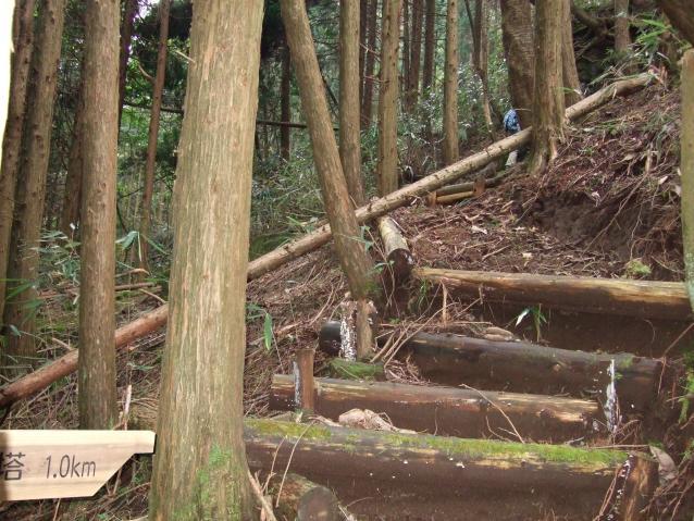 つるべ落としの滝ハイキングコース