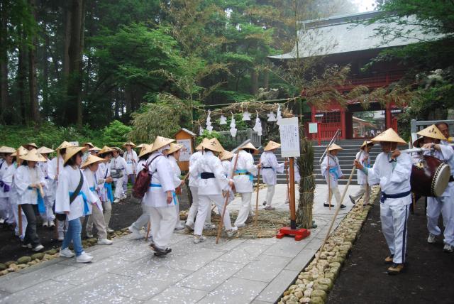 富士山開閉山式