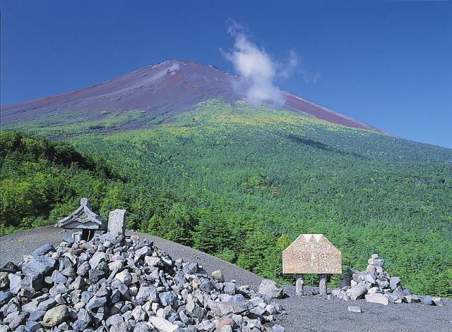 小富士遊歩道