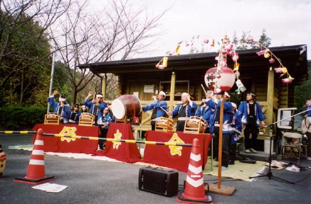 潮海寺祇園囃子