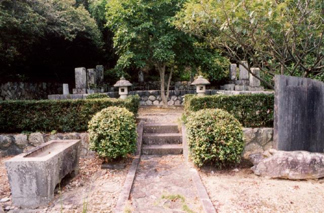近藤家の墓