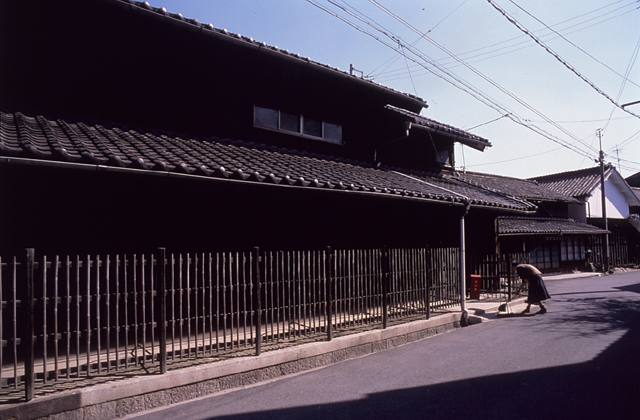中小田井町並み保存地区