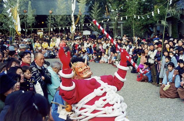 Oni (ogre) Festival