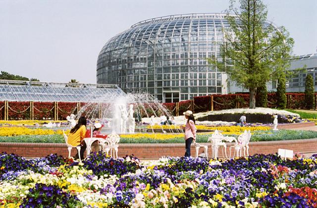 豊橋総合動植物公園(のんほいパーク)