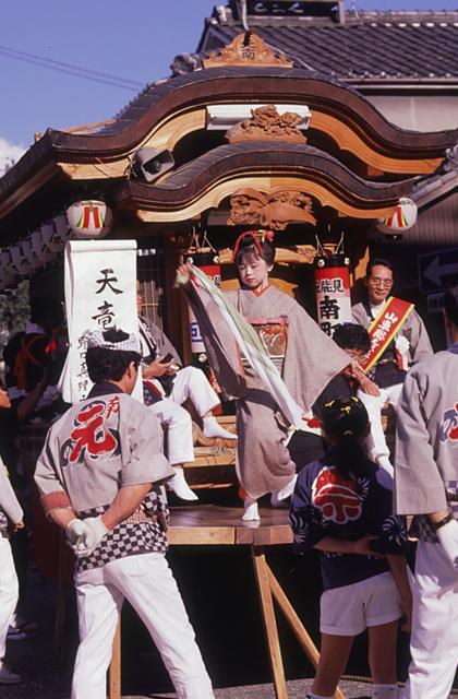 【2021年縮小開催】神明宮大祭