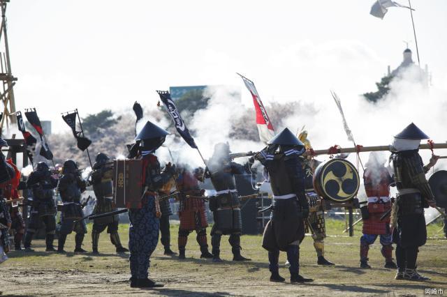 Ieyasu Procession