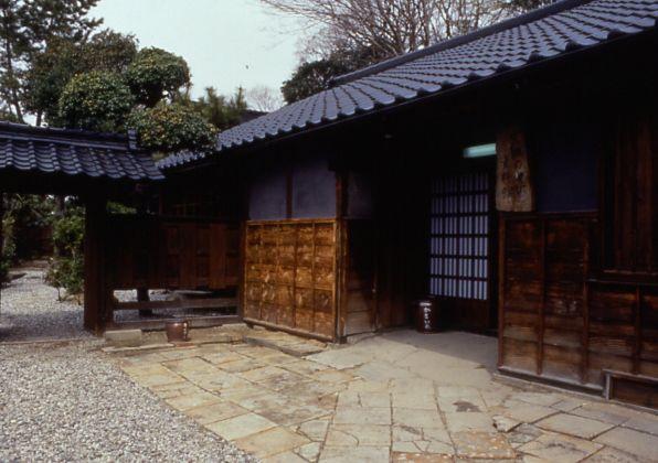【臨時休館中】窯垣の小径資料館