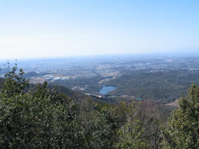 弥勒山展望台