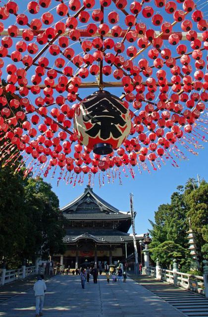 【2020年度中止】豊川稲荷秋季大祭(鎮座祭)