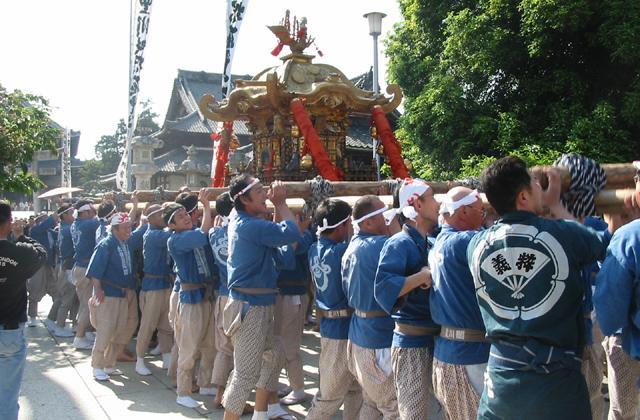 【2021年開催中止】豊川稲荷春季大祭(豊年祈願祭)