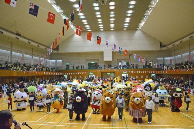とよかわまちおこしフェスタ2021 動画でいなりんピック!!