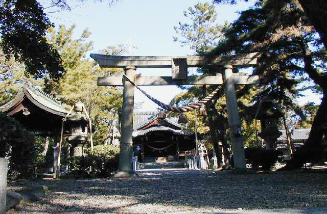 (上の宮)熊野神社