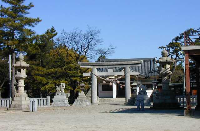 大浜熊野大神社(下の宮)
