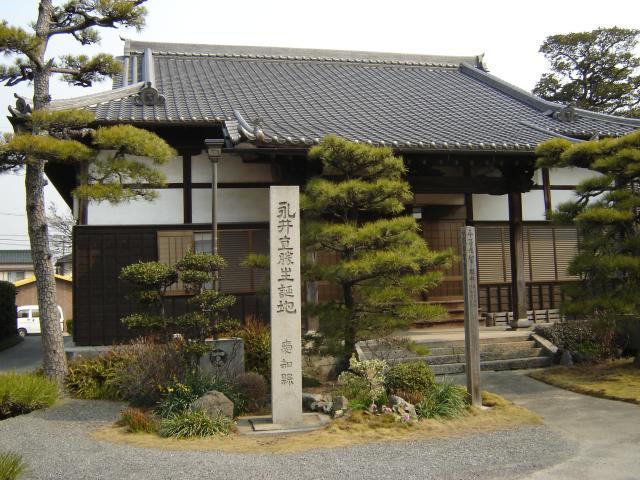 宝珠寺(愛知県碧南市)