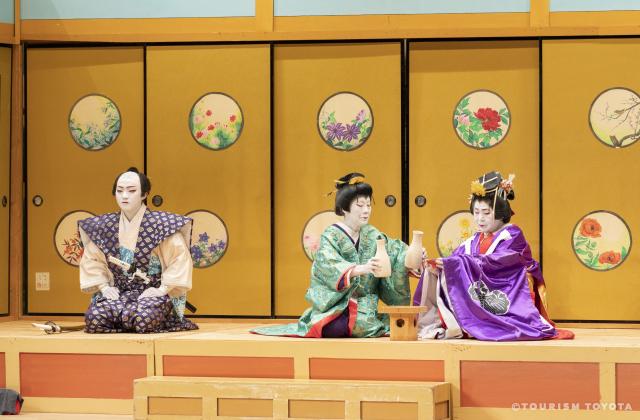 小原歌舞伎五月公演 〈2021年は中止となりました〉