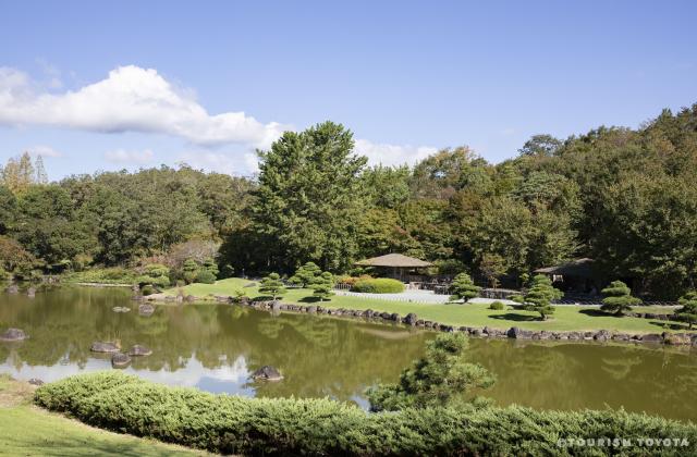 愛知県緑化センター・昭和の森