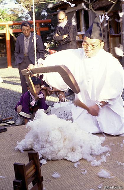 【中止となりました】棉祖祭
