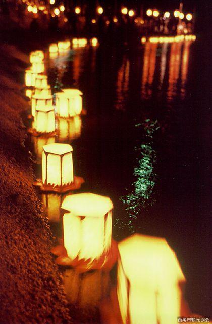 【順延】西尾・米津の川まつり