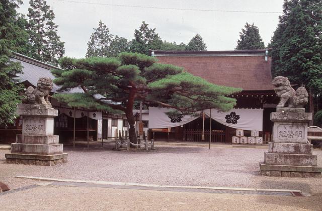 尾張富士大宮浅間神社